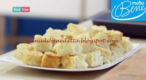 Torta di mele ricetta Parodi per Molto Bene