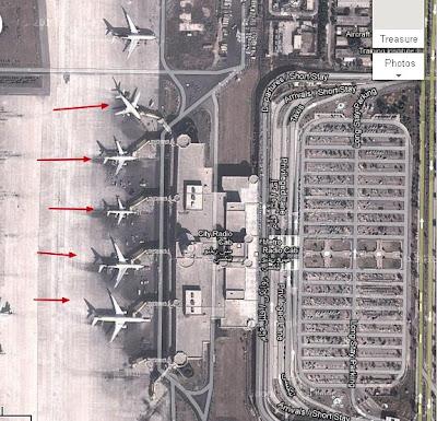 3rd satellite image of lahore airport