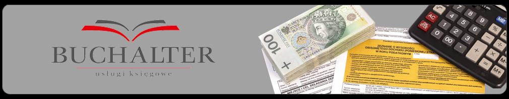 Blog Buchalter - Biuro rachunkowe Rzeszów
