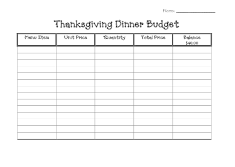 What the Teacher Wants!: Reminder: Thanksgiving Math
