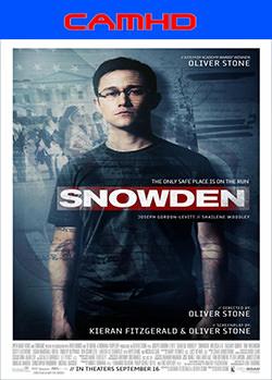 4 - Snowden (2016) [CAMHD/Subtitulado] [Multi/MG]