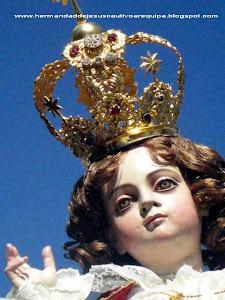 Julio - Niño Jesús de Praga del Monasterio Santa Teresa