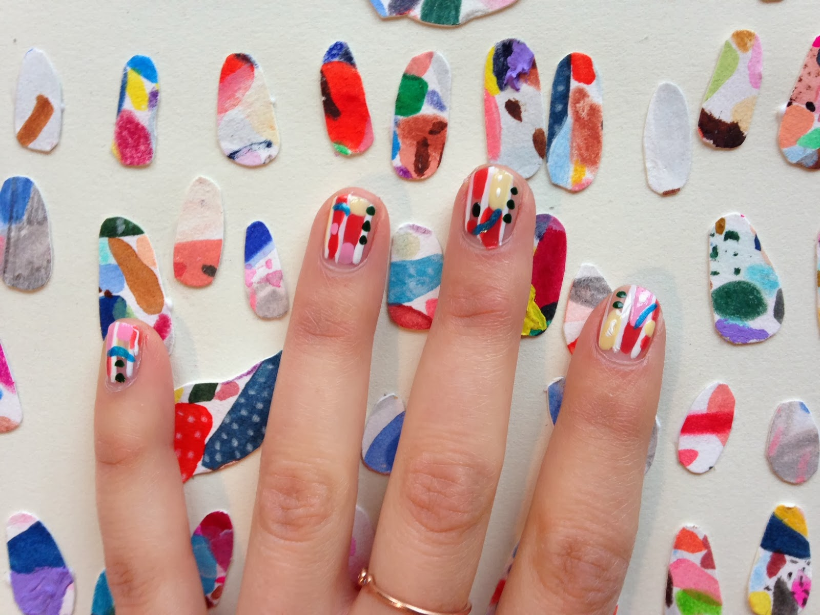 Ногти покраска и дизайн