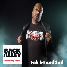 Donnell Rawlings Live In Muskegon