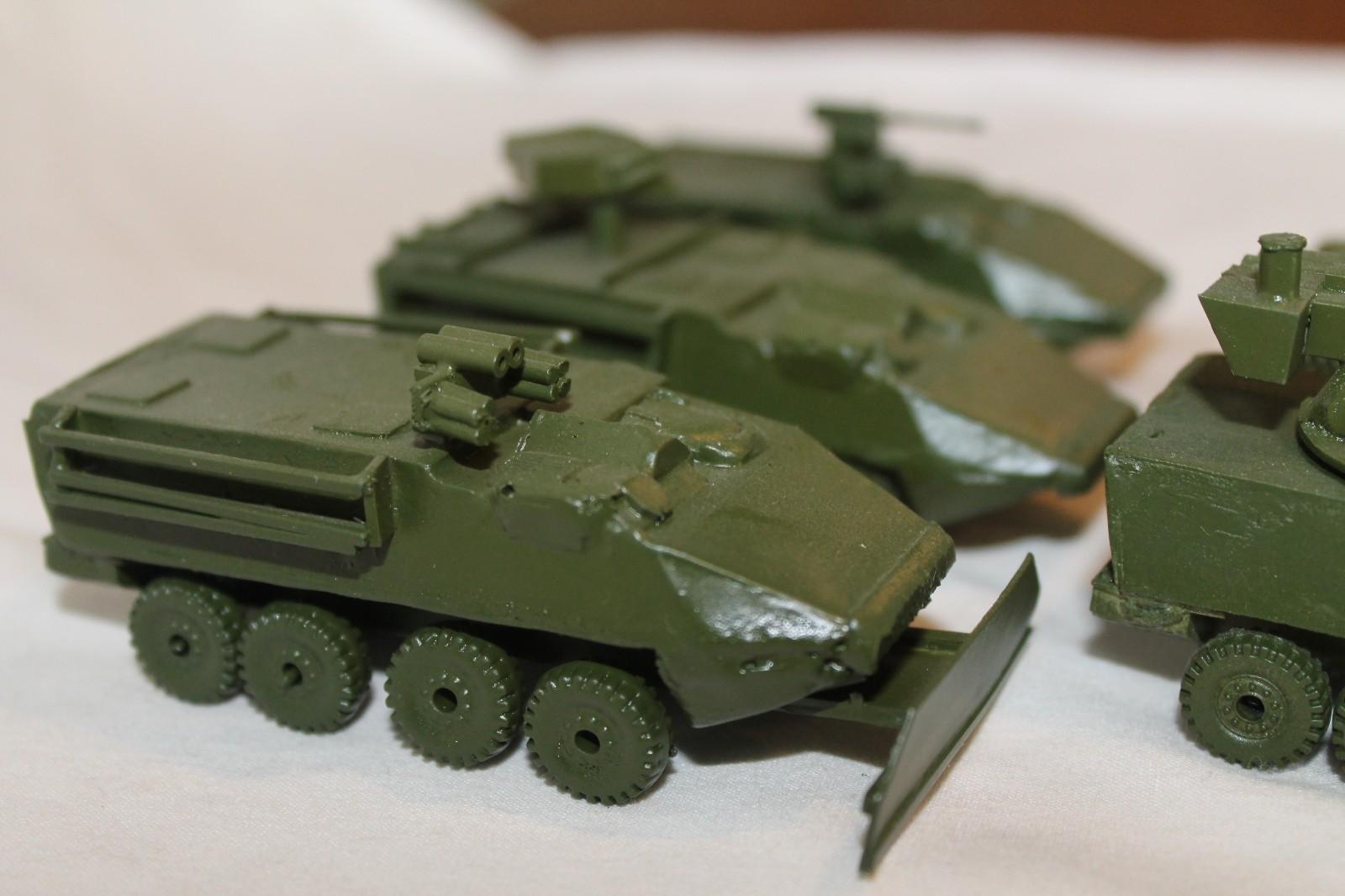 Stryker Army Vehicle Training