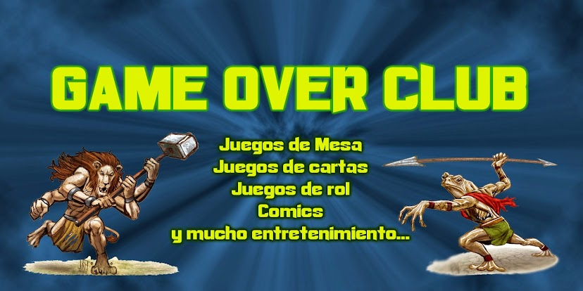 GAME OVER CLUB