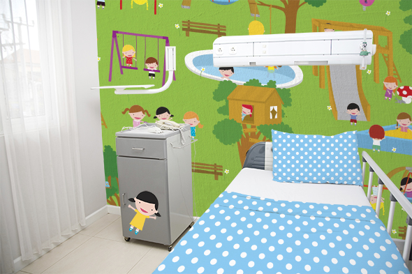 Woonkamer Inrichten Spellen : ankepankes blog (NL): Ziekenhuis ...