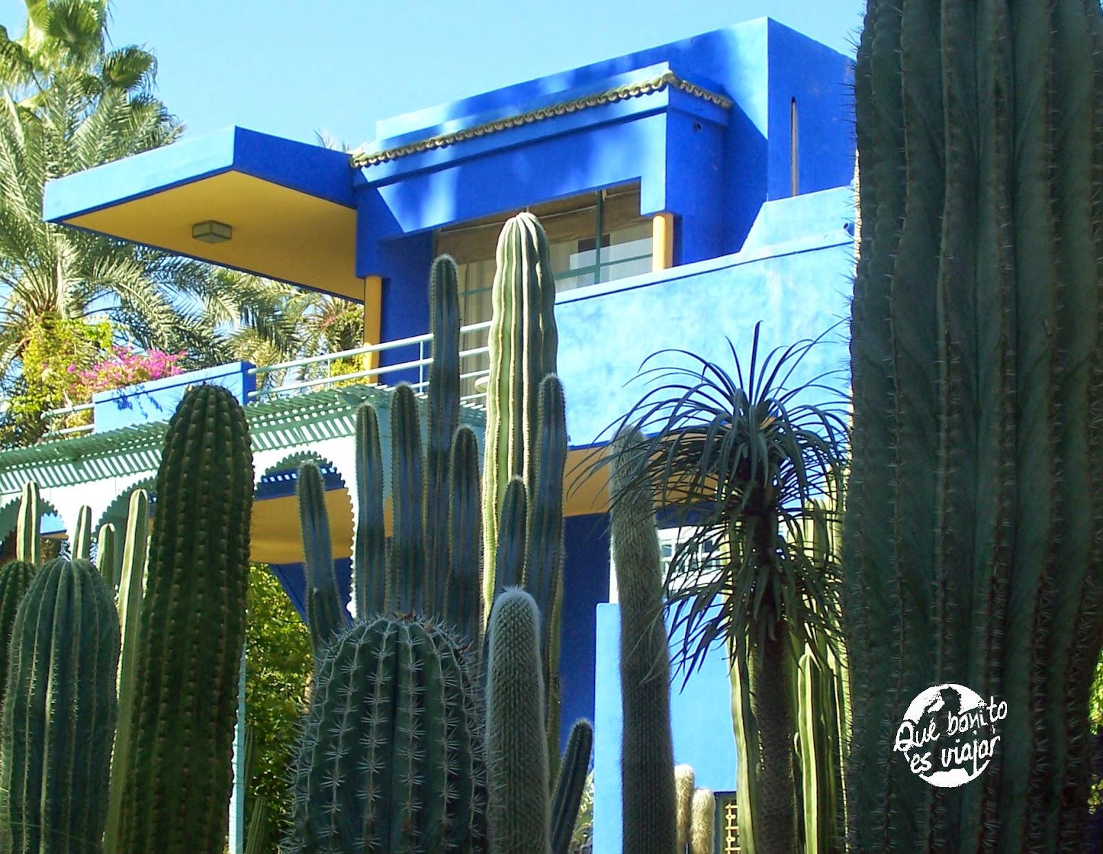 Jardines-Majorelle-Marrakech
