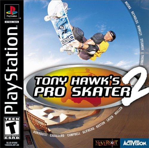 Tony Hawk's Pro Skater 2 ISO PS1