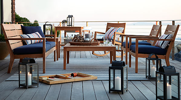 Style My Way: Outdoor Entertaining
