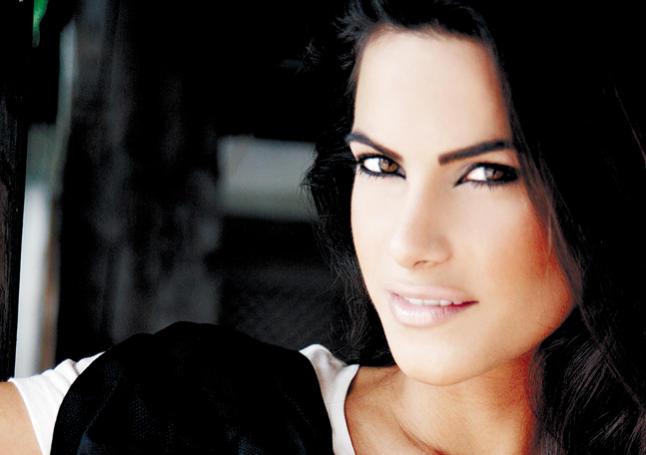 Carla García Barber, Miss Las Palmas 2009, primera Dama de Honor de ...