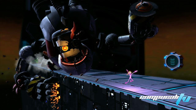 Ms Splosion Man PC Full Español