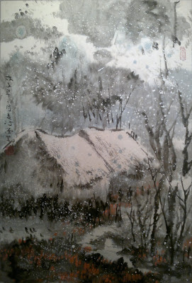 Natural Impressionism, Stephen Leong Chun Hong, Societe Generale Gallery, Alliance Francaise de Singapour, Singapore, 1 Saskies Road