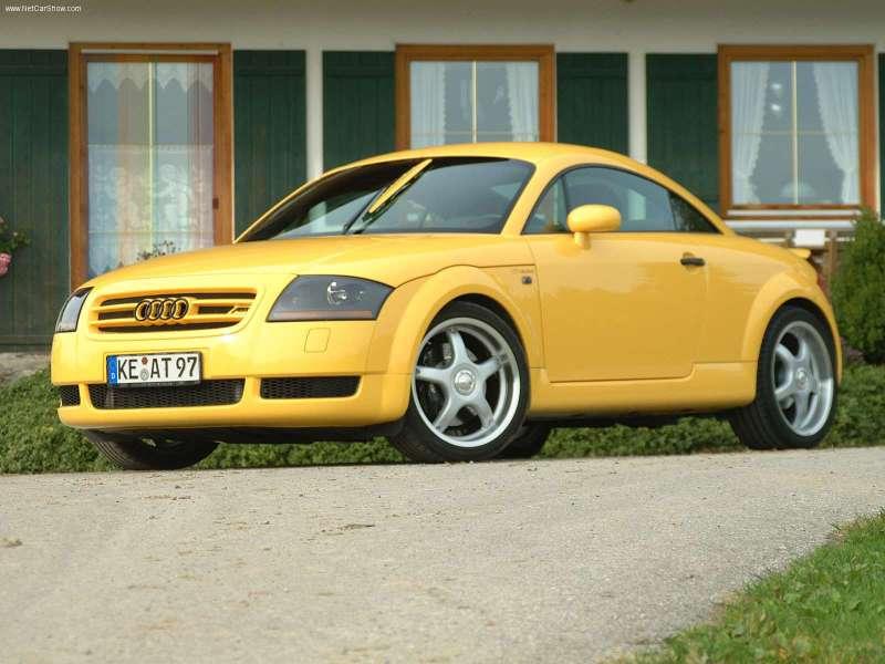 2002 Abt Audi Tt Limited. ABT Audi TT-Limited (2002)
