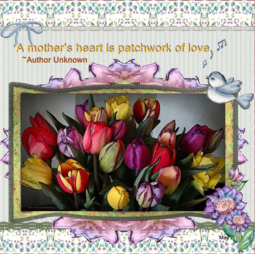 May 9 - 2015 - Mother's day  -