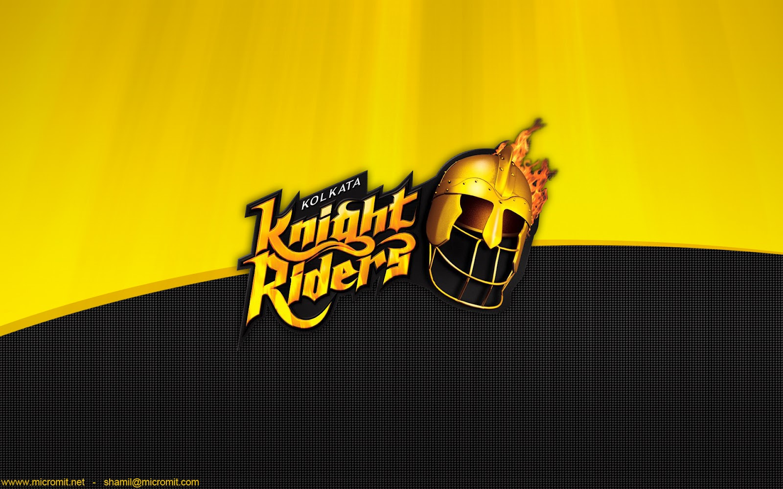 wallpaper: Kkr Wallpapers 2013 Hd