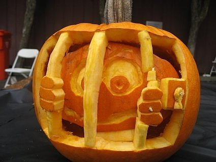 Jailed Pumpkin
