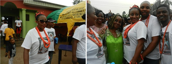 ini edo buries mother in law