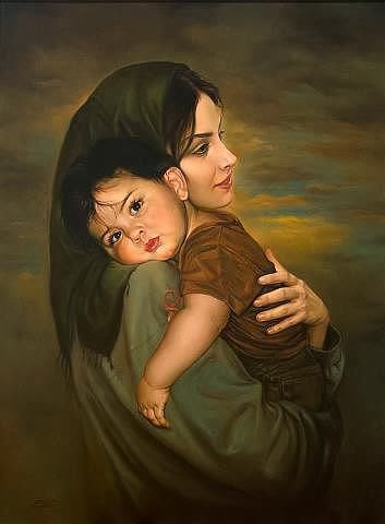 the life of mother and child as portrayed in the story beloved Book summary about beloved life her mother-in-law withdraws completely from the that this young woman is the reincarnation of her dead child.