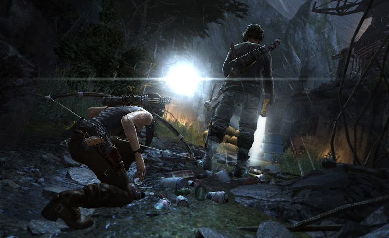 Tomb Raider screenshots,enemy,trailer,walkthrough video title=