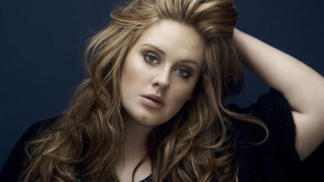 Beautiful Singer Adele