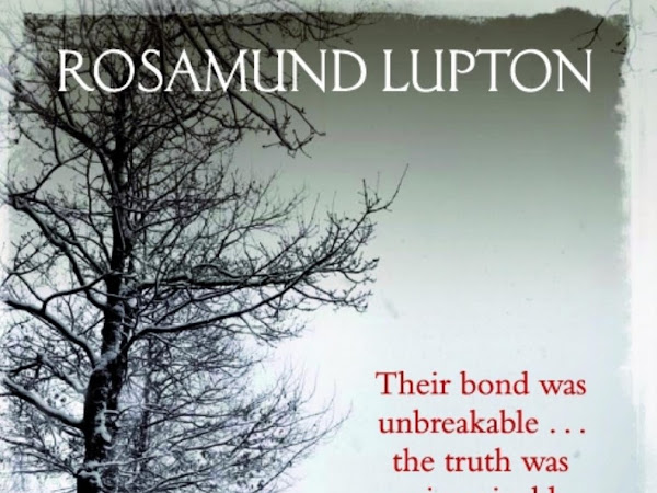 Novel of the Week - Sister by Rosamund Lupton