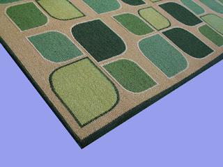 Tappeto cucina con innovativo materiale antiscivolo tappeti cuscini copridivani articoli - Tappeti anallergici ...