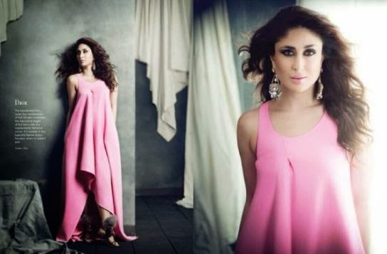 Kareena Kapoor Hot Filmfare Magazine November 2014 Pictures