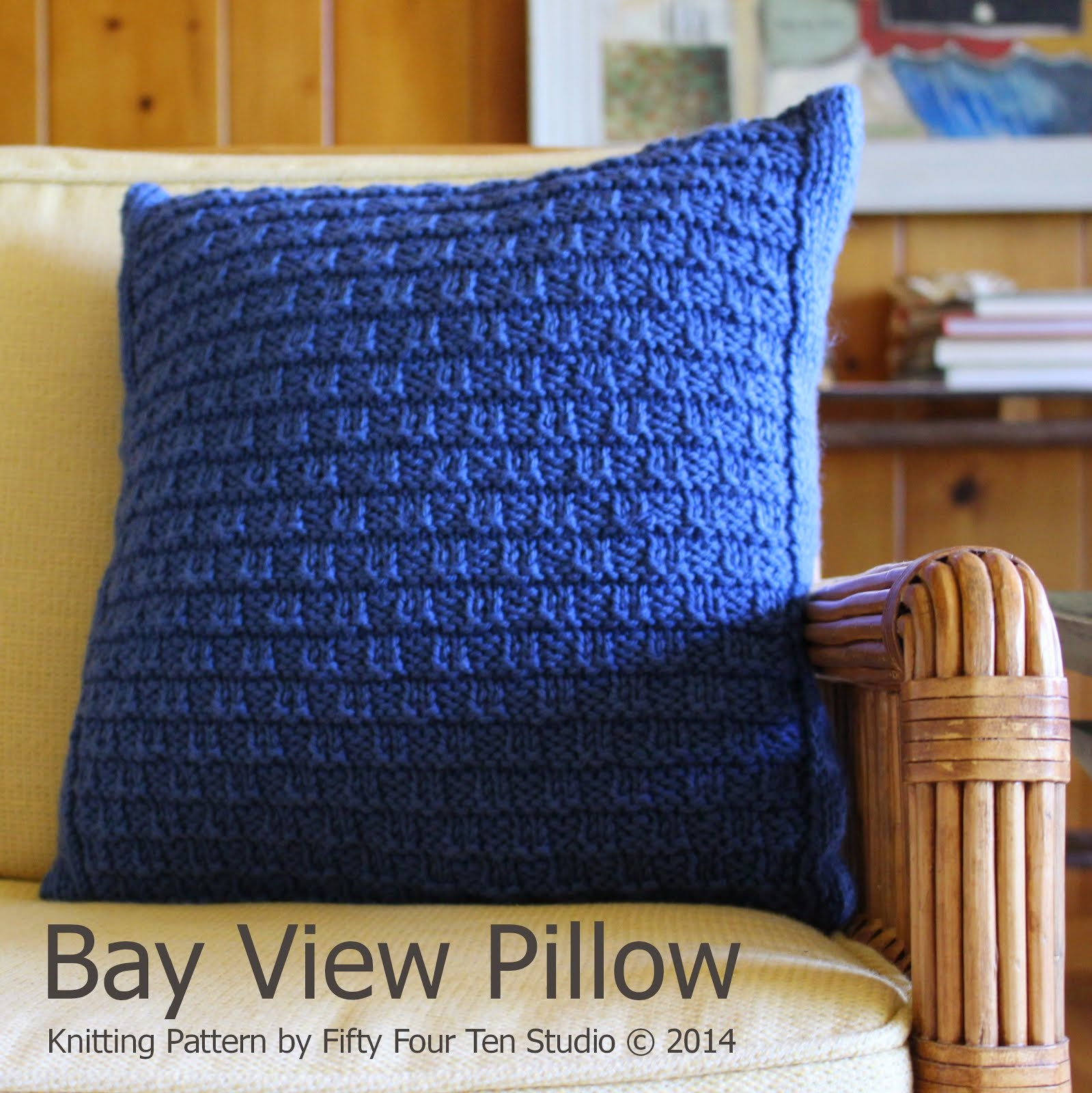 Bay View Pillow