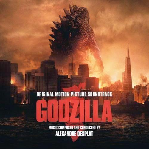 Alexandre Desplat - Godzilla