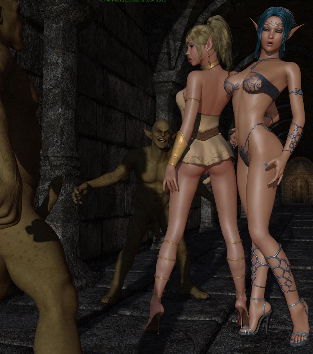Naked black santa xxx image