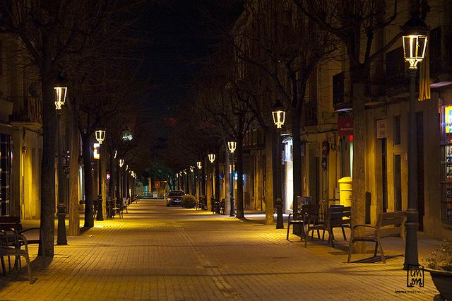 Fotografia nocturna ©Imma Mestre Cunillera