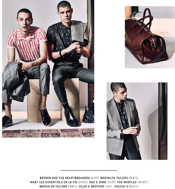 East Dane Men's Style August 2015