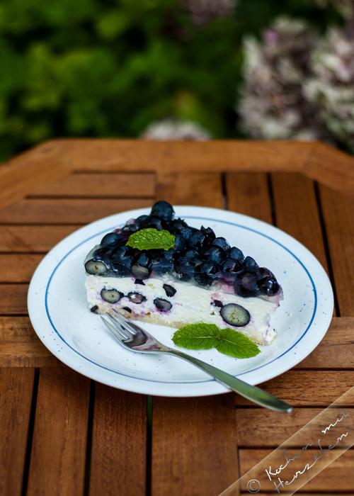 Blaubeer-Torte