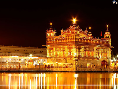Pictures Golden Temple