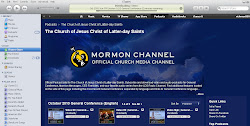 Mormon Channel no iTunes