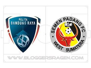 Prediksi Pertandingan Pelita Bandung Raya vs Semen Padang