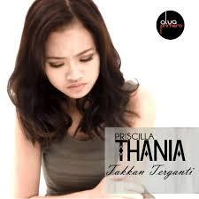 Priscilla Thania - Takkan Terganti Stafaband Mp3 dan Lirik Terbaru