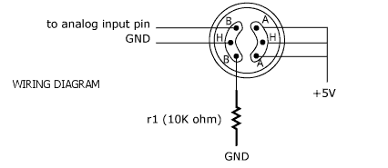 mq 6 gas sensor interfacing with arduino circuits4you com rh blog circuits4you com C-spine Diagram mq 6 gas sensor circuit diagram
