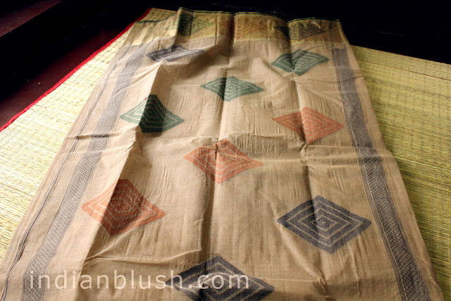 bengali tant cotton saree
