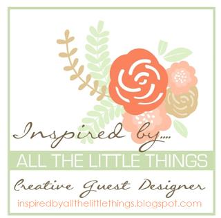 Guest Designer 4-15-2017