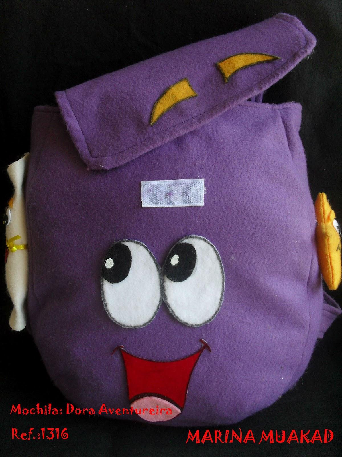 Dora Aventureira ( mochila )