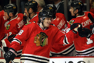 Chicago Blackhawks Overcome Los Angeles Kings, Off To NHL Finals