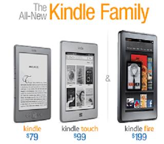 free Kindles