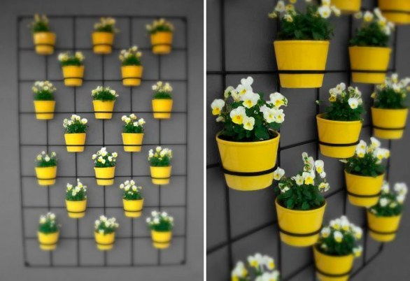 jardim vertical tecido:Jully Artesanato Feito a mão: Eu quero um Jardim Vertical!!!