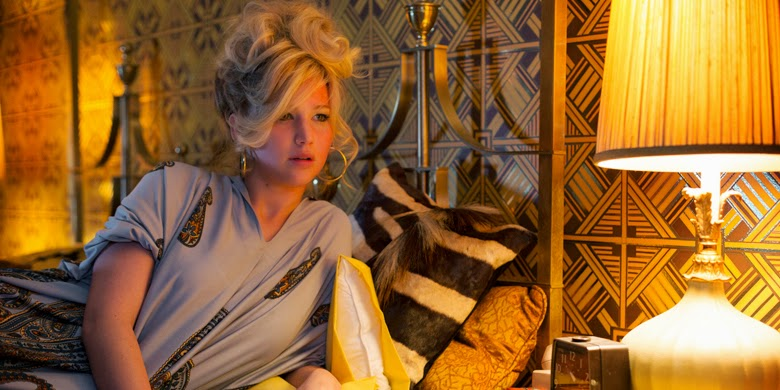 American Hustle set design, set decor, interiors