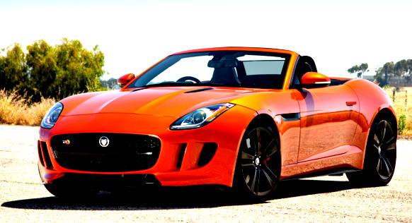 Jaguar F-Type V8 S 2014 Car Review