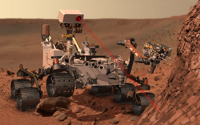 live feed from mars rover - photo #24