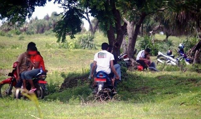 Sungguh mengkhawatirkan pergaulan remaja di Indonesia saat ini ...