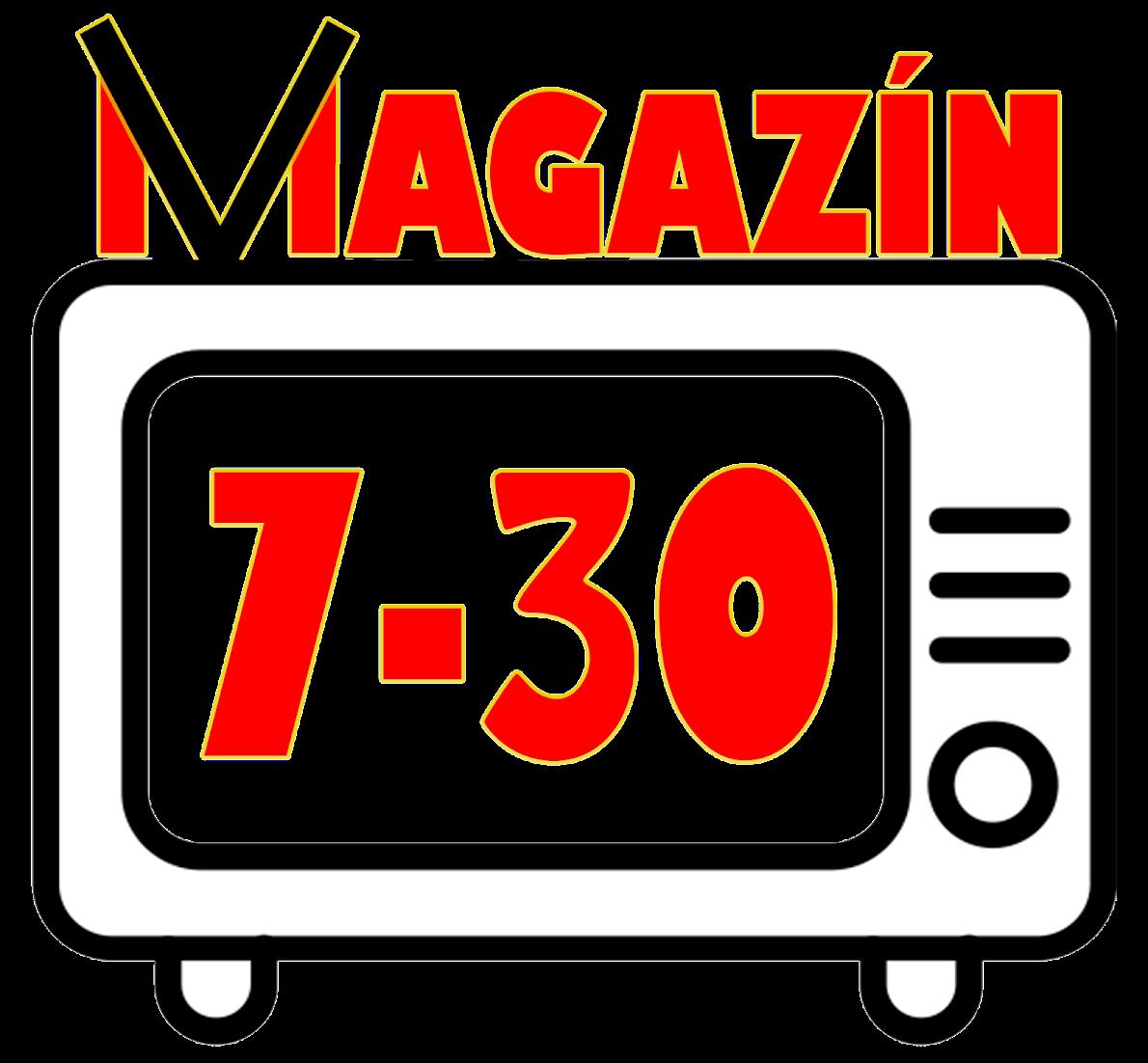 MAGAZÍN 7-30